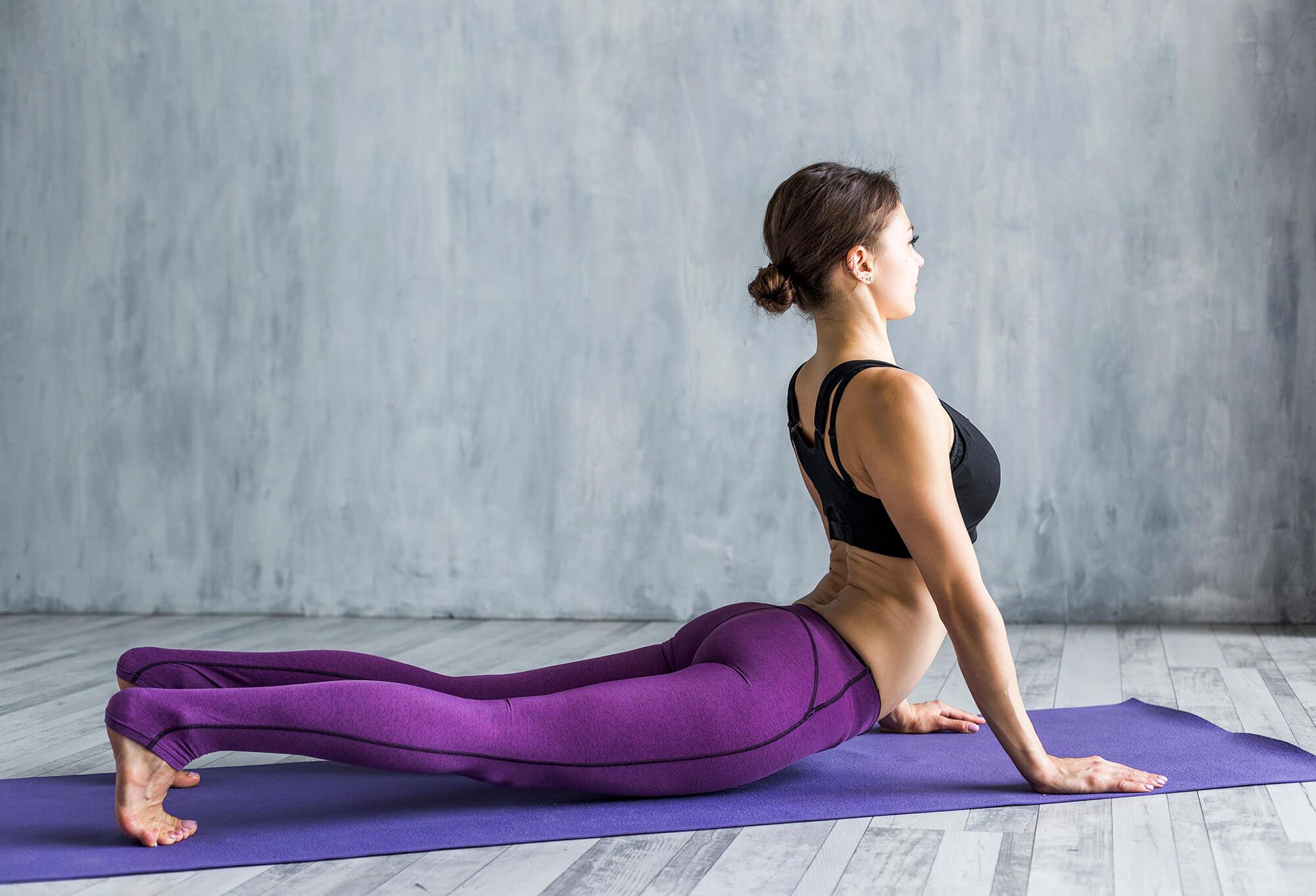 Mal de dos: la posture du cobra parmi les meilleures solutions